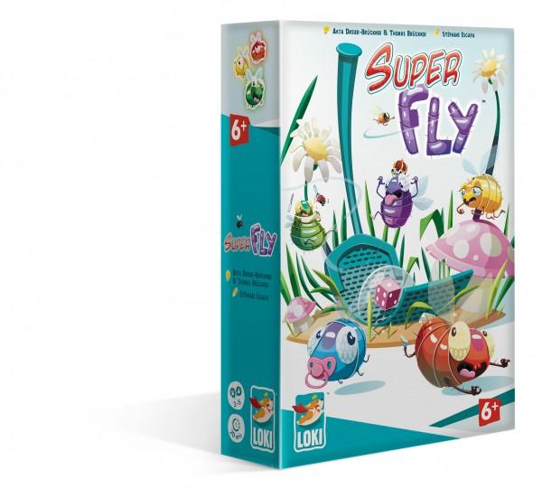 """Familienspiel """"Super Fly"""" von LOKI"""