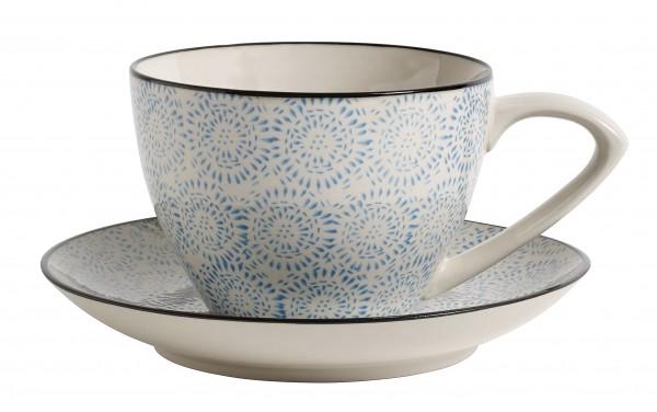 Teetasse in erfrischendem Türkis - von Nordal
