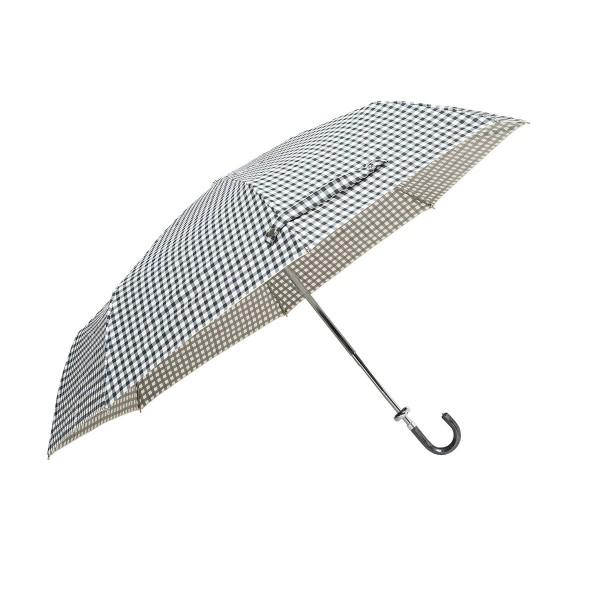 Kleinkariert für Jedermann: Regenschirm von Molly Marais