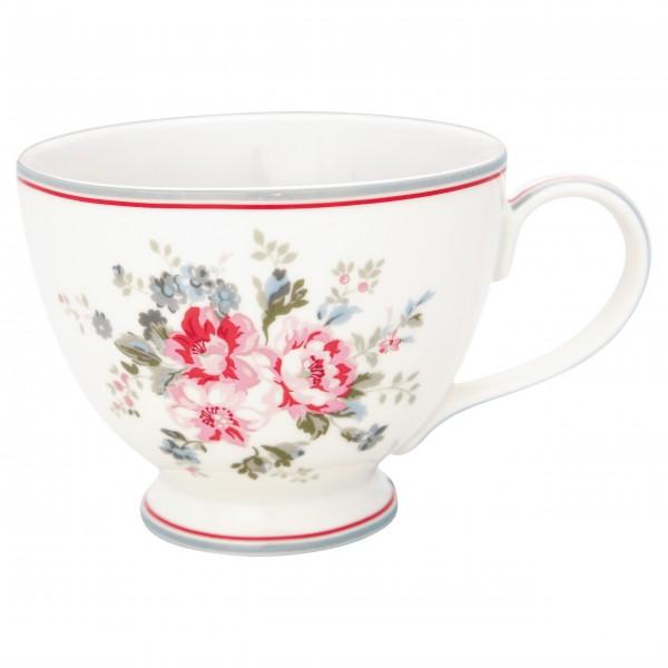 Wundervolle Teetasse aus der Elouise Kollektion von GreenGate
