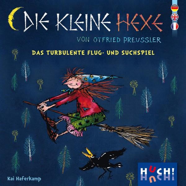 Kleine Hexe - Das turbulente Flug- und Suchspiel von HUCH!