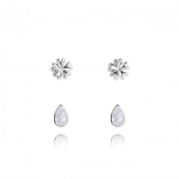 "Ohrringe ""Beautiful Bloom - Oh So Pretty"" von Joma Jewellery"