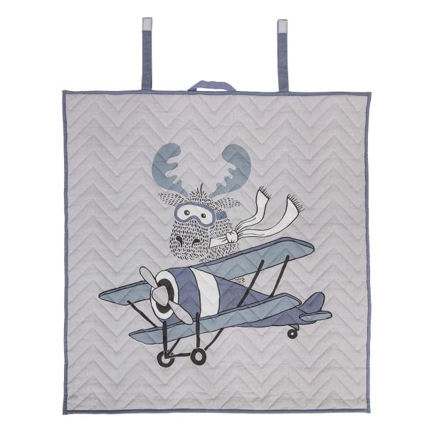 "Süßes Design: Babydecke ""Flying Deer"" von Bloomingville"