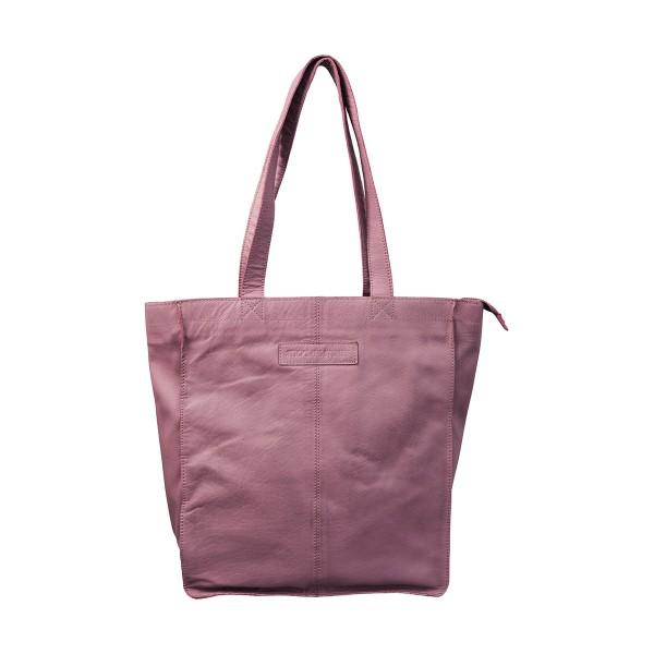 Schmucke Lederbag für die Schulter