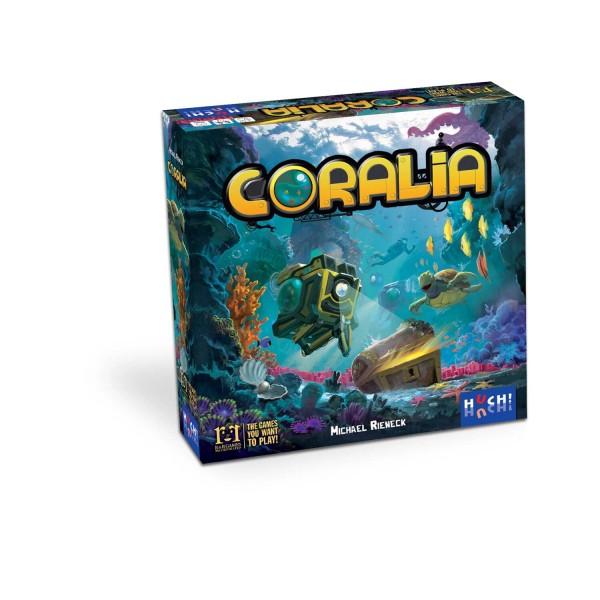 Gesellschaftsspiel Coralia von HUCH!
