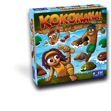 """Familienspiel """"Kokonana"""" von HUCH!"""