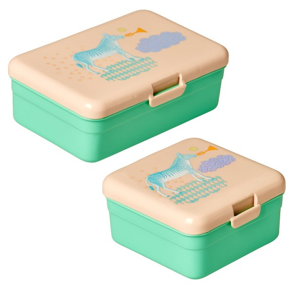 Für kleinen und großen Hunger: Lunchbox von Rice