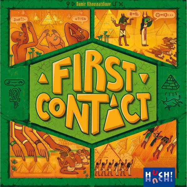 Strategiespiel First Contact von HUCH!