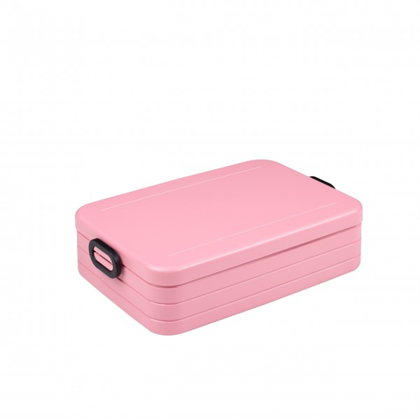 "Mepal Große Bento-Lunchbox ""Take a break"" (Pink)"