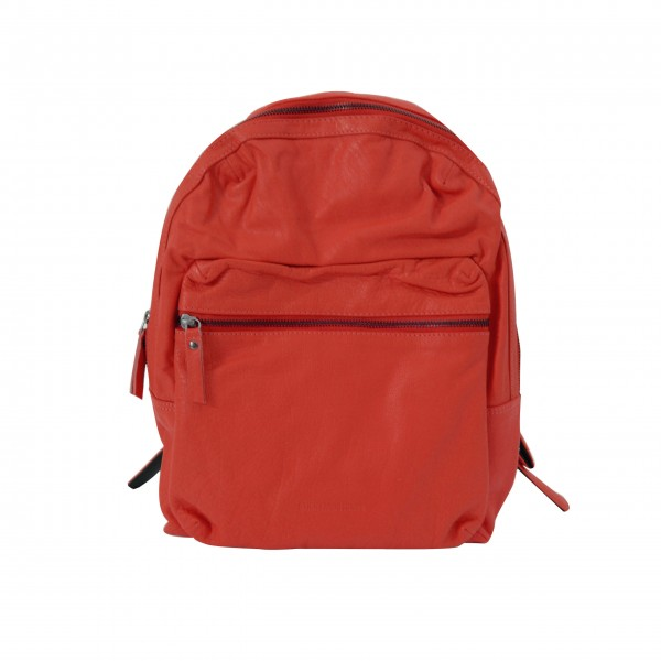 "Sticks and Stones Rucksack ""Brooklyn"" (Red)"