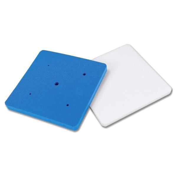 Kunststoff Modellierplatten im praktischen 2er-Set