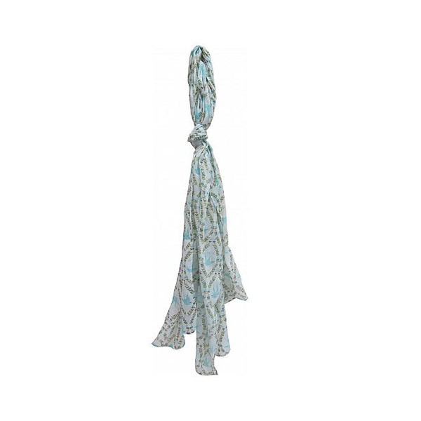 Disaster Designs: Lockerleichtes Halstuch für jede Jahreszeit