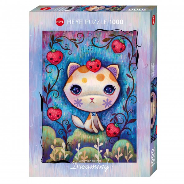 "Puzzle ""Strawberry Kitty"" von HEYE"