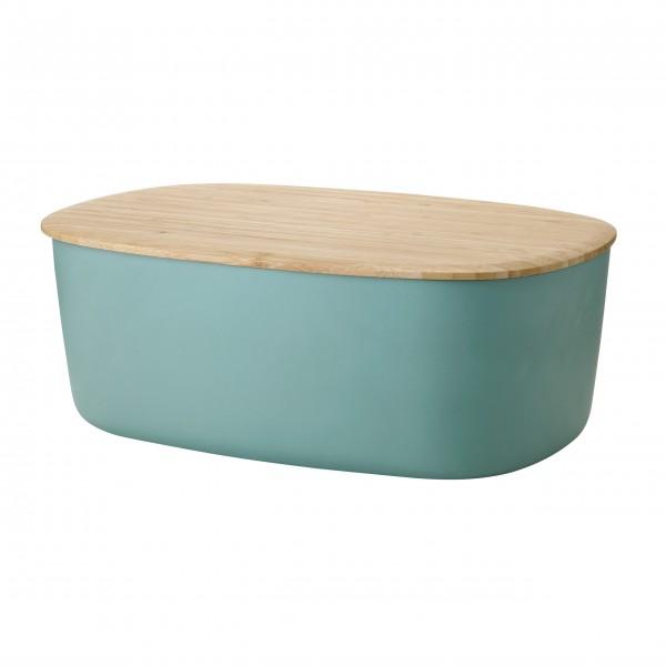 "Stelton Rig-Tig Brotkasten ""Box it"" (Dusty green)"