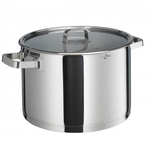 """Hochwertiger Suppentopf """"San Remo Cook"""" von Küchenprofi"""