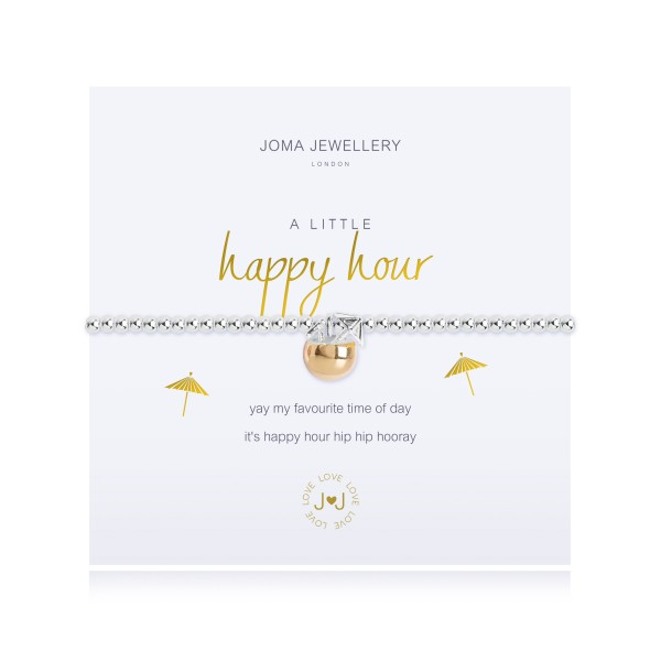 "Armband ""a little - Happy Hour"" von Joma Jewellery"