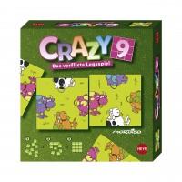"""Legespiel """"Crazy9 Cows"""" von HEYE"""