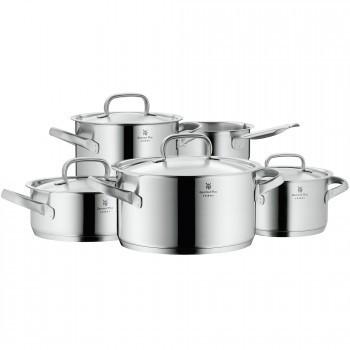 WMF Kochgeschirr-Set Gourmet Plus, 5-teilig
