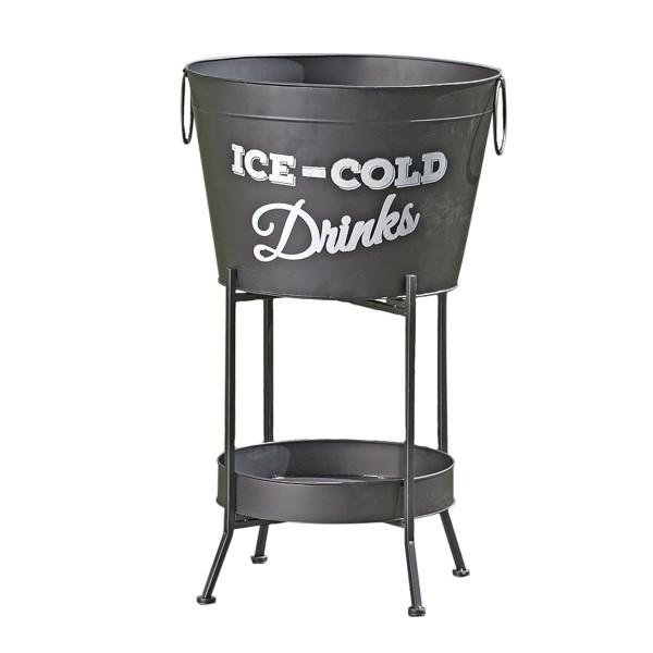 Cold Driiinks! Der Weinkühler hat immer ein kühles Schlückchen für uns parat.