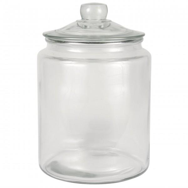 Ib Laursen Aufbewahrungsglas mit Deckel - 5500 ml (Klar)