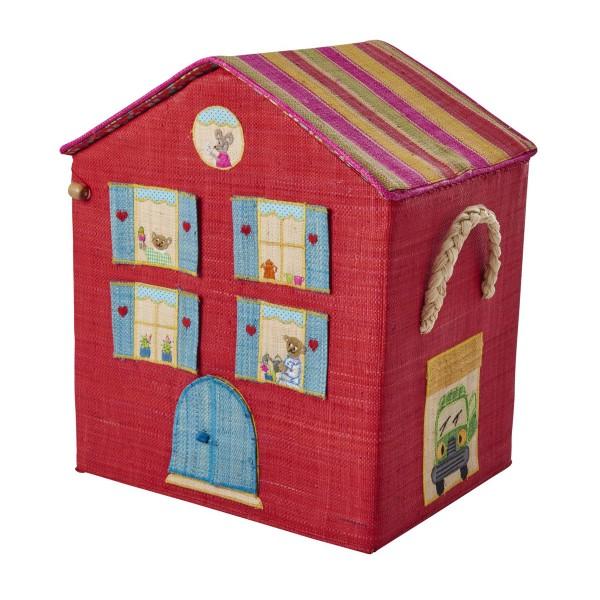 Mittlegroßes Spielzeughaus von Rice