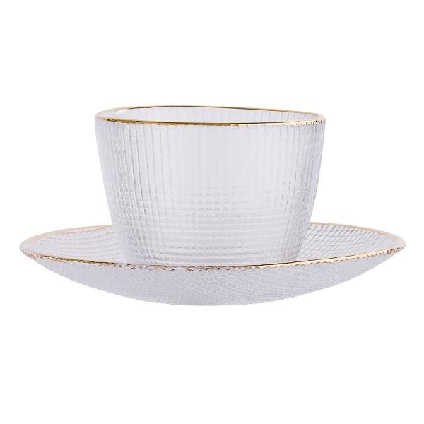 Coole Bloomingville-Tasse mit einem Hauch von Eleganz