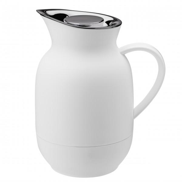 """Stelton Kaffee-Isolierkanne """"Amphora"""" (Soft White)"""