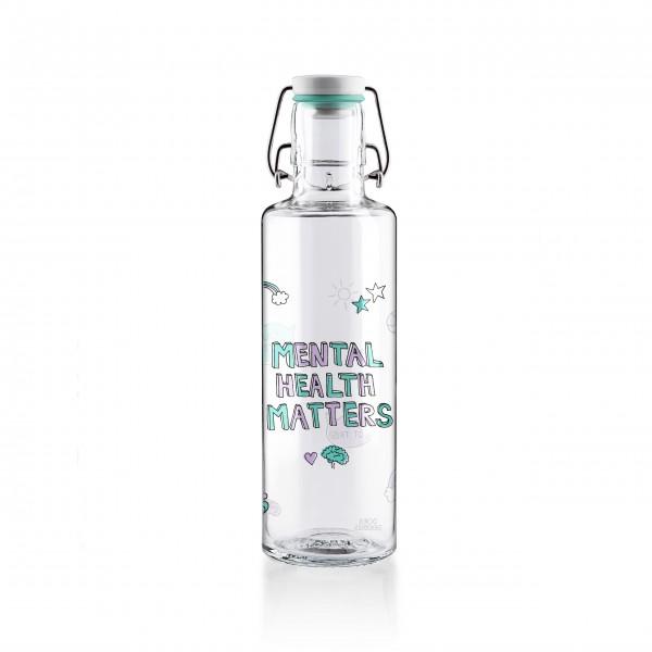 Wundervolle Trinkflasche der Marke Soulbottles Made in Berlin
