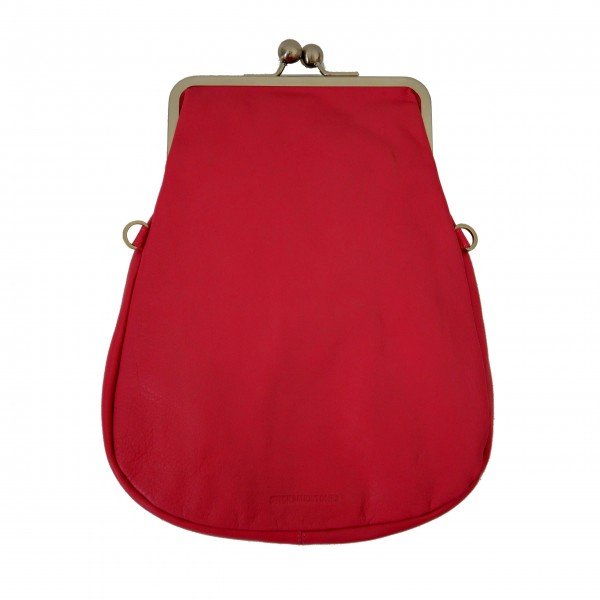 "Sticks and Stones Tasche ""Lido"" (Red)"
