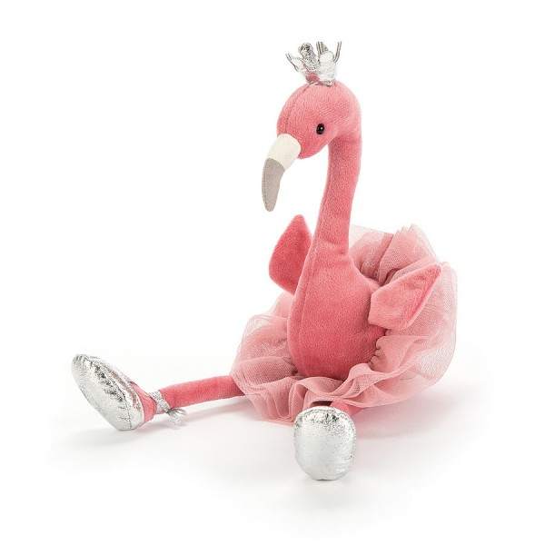 "Jellycat Flamingo ""Fancy"" (Groß)"