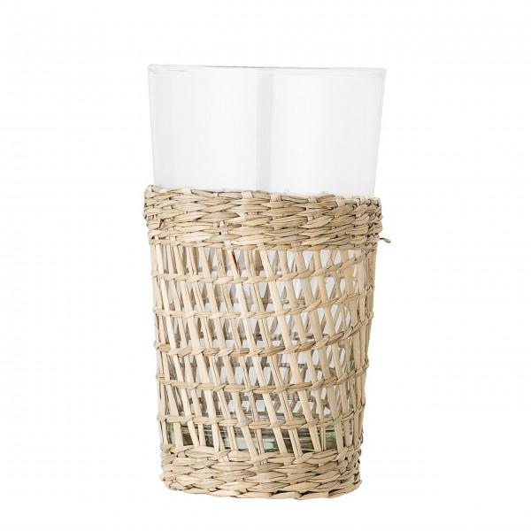 Wunderschönes Trinkglas aus der neuen Daphne Kollektion von Bloomingville