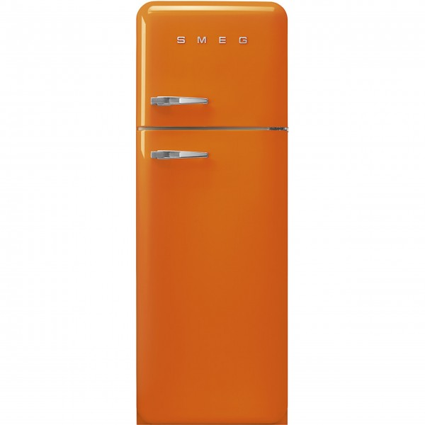 "smeg Kühl-/Gefrierkombi ""50's Retro Style"" FAB30 (Orange) Tür rechts"