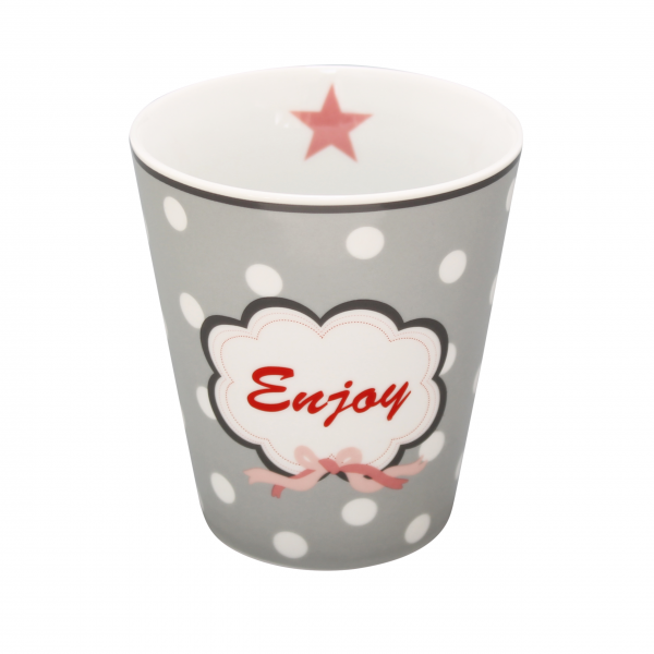 "Krasilnikoff - Happy Mug ""Enjoy"""