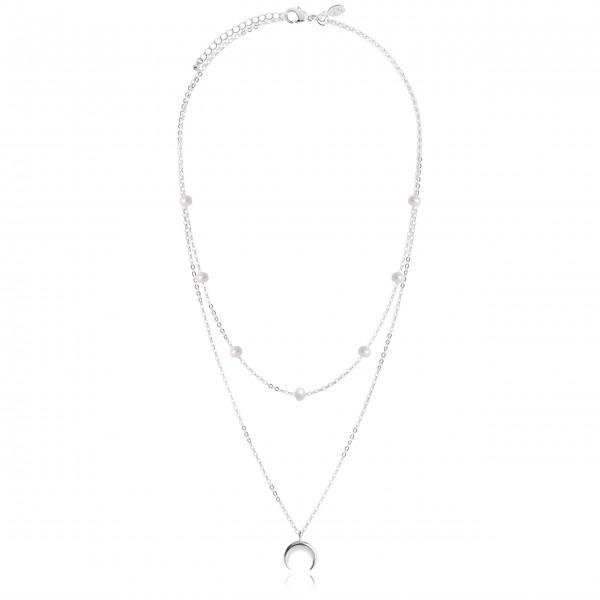 "Halskette ""Boho Pearl"" von Joma Jewellery-1"