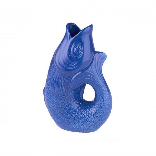 Gift Company Monsieur Carafon, Vase, S, azure, 1,2 Liter