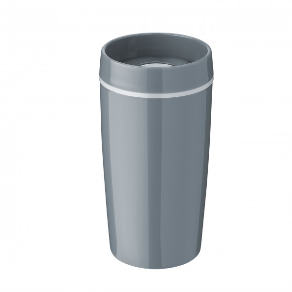 Stelton to-go Becher in grau