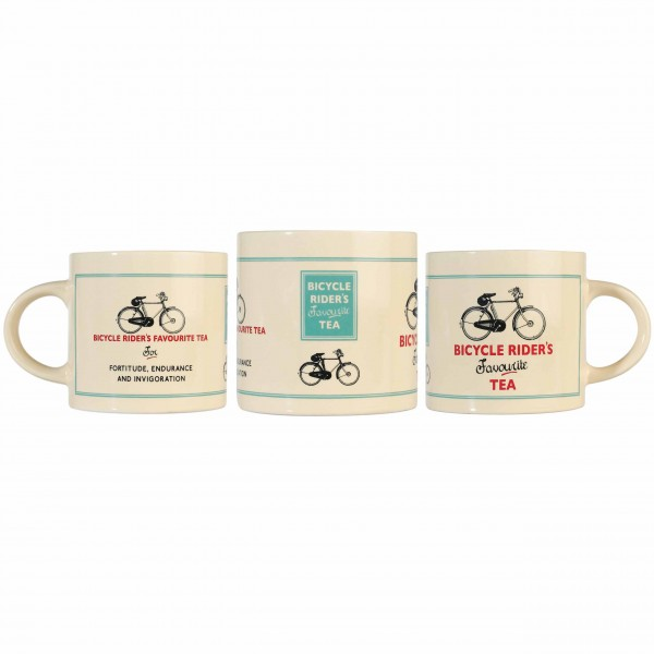 "Kaffeebecher ""Bicycle rider"" von Rex LONDON"