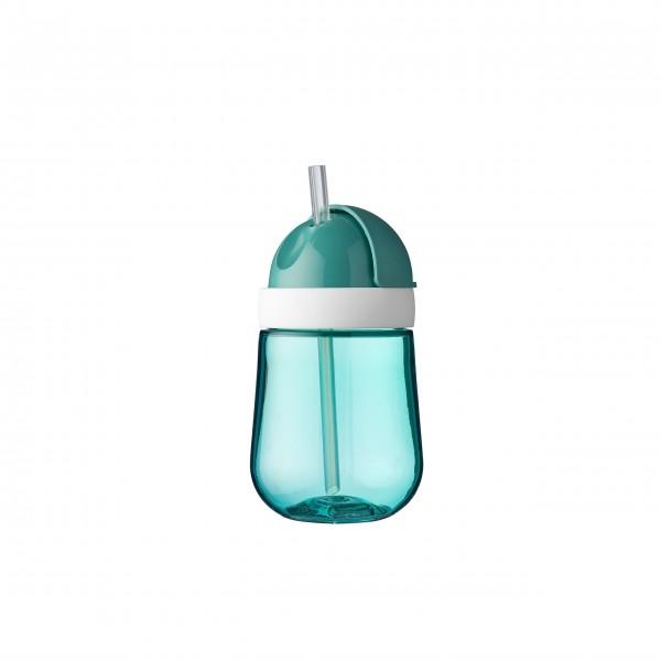 """Mepal Strohhalmbecher """"Mio"""" (Deep Turquoise) - 300ml"""