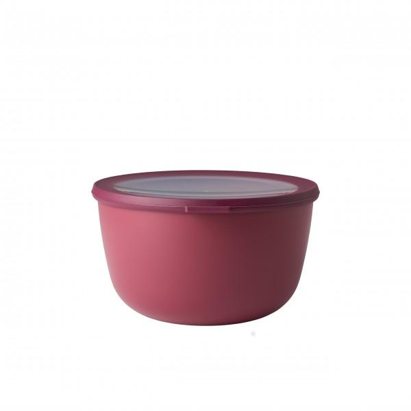 """Mepal Multischüssel """"Cirqula"""" (Rot), 3000 ml"""
