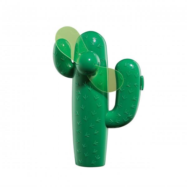 """cilio Mini-Ventilator """"Kaktus"""" (Grün)"""