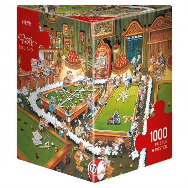 """Puzzle """"Billiard"""" von HEYE"""