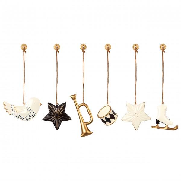 Schöne, detailverliebte Weihnachtsanhänger von Maileg