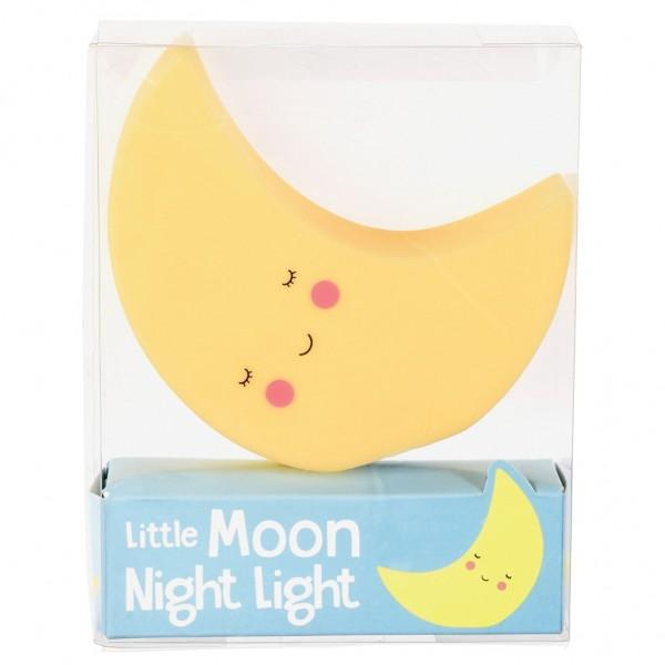 """Nachtlicht """"Mond"""" von Rex LONDON"""