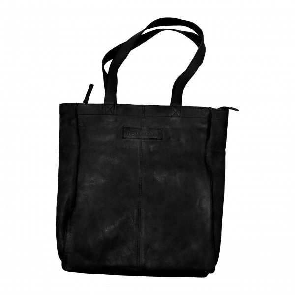 Geräumige Handtasche aus Leder - von Sticks and Stones