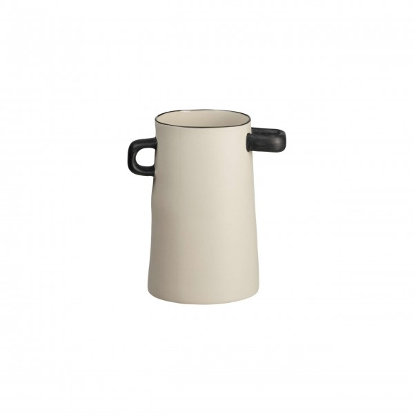 "ASA Vase ""Rayu"" - 17 cm (Natur)"
