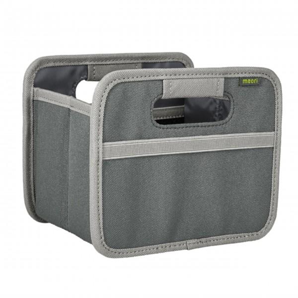 """meori Faltbox Granite Grey Solid"""" - Mini"""