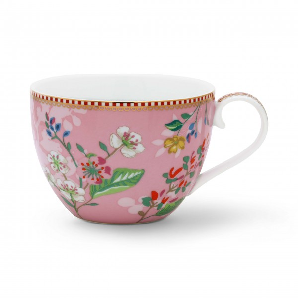 "Pip Studio Teetasse ""Hummingbirds"" (Pink)"