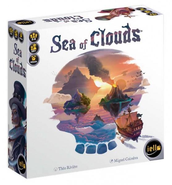 """Gesellschaftspiel """"Sea of clouds"""" von iello"""