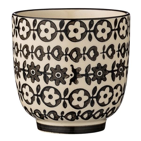 Cappuccinobecher aus Keramik - von Bloomingville