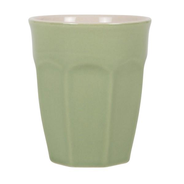 Latte Becher aus Keramik - von Ib Laursen